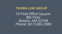 Boston Office Contact Details